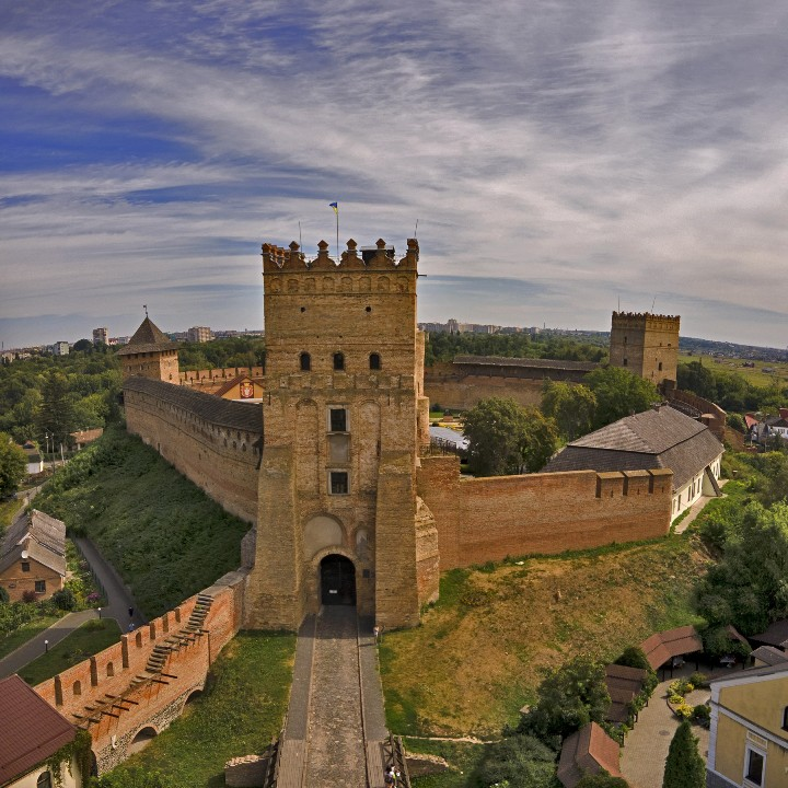Замок Любарата