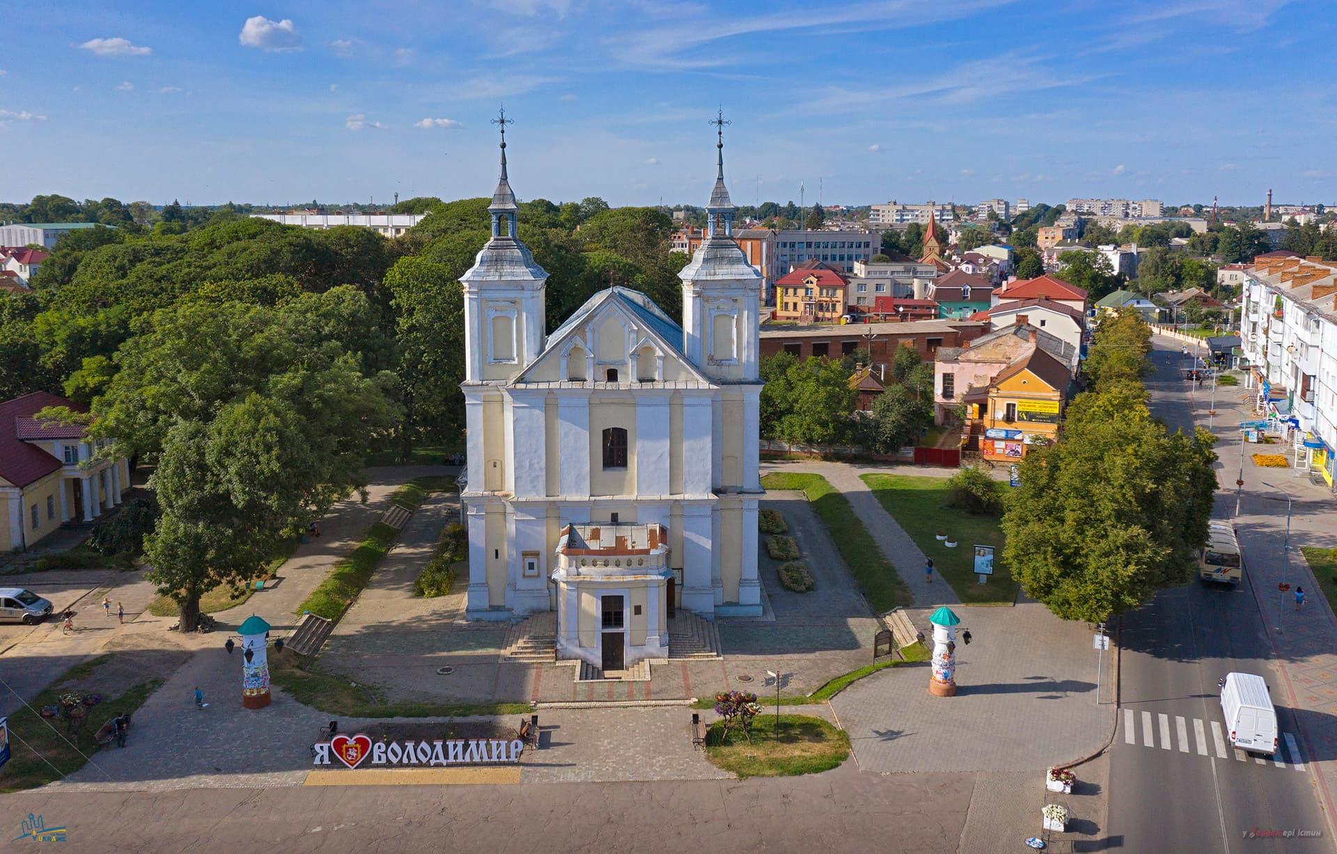 Wolodymyr-Wolynskyj